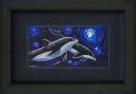 STARRY DOLPHINS
